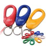 Plastic Light Up Keychain With Led light-ADSD1012