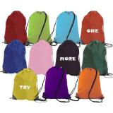 Drawstring Cinch Backpack-ADCE5027