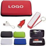 Power Bank Case Tech Travel Kits With Custom Logo-ADCS3145