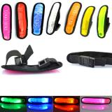 PVC Reflective Flashing LED Light-Up Safety Armbands-ADCS3133