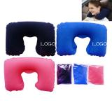 Inflatable U shape Neck Pillow-ADWD5100