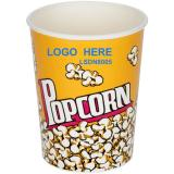 Carnival King 32 oz. Popcorn Cup, Treated Paper Popcorn Cup-ADDN8805