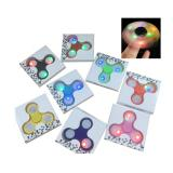 LED Flashing Fidget Hand Spinner/finger flyer-ADMD1005