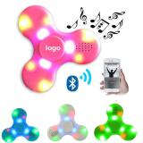 LED Fidget Spinner with Bluetooth speaker-ADMD1010