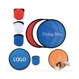 Folding Flyer/Flying Disc with Pouch-EVTN2002
