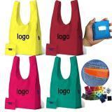 Foldable Polyester Tote Bag with Case-EVTN2010
