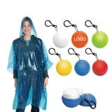 Portable Disposable Rain Poncho Ball-ADSR1054