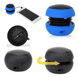 USB Cable Collapsible Hamburger Mini Speaker-ADNM7199