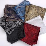 Mens Pocket Squares Handkerchief-ADQC6007