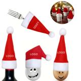 Party Decor Santa Bottle Hat-ADUY5005