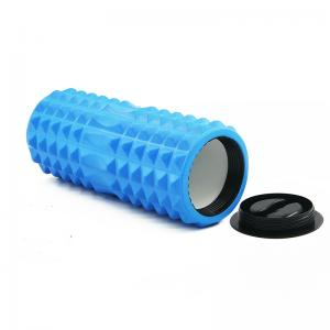 Foam Roller with Storage Compartment