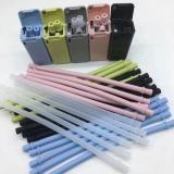 Folding Collapsible Reusable Stainless Straw-ADEA4074