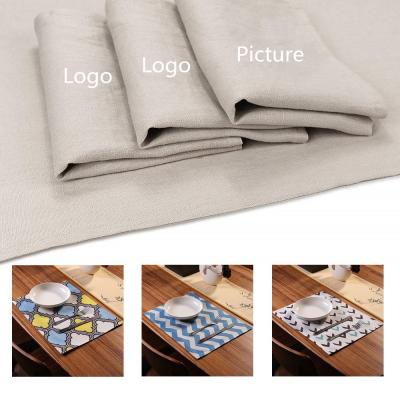 Cotton Linen Placemats-EVKM6065